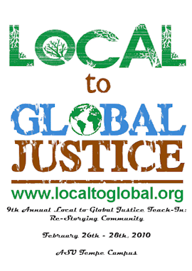 2010 Local to Global Justice Teach-in