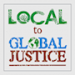 Local to Global Justice logo